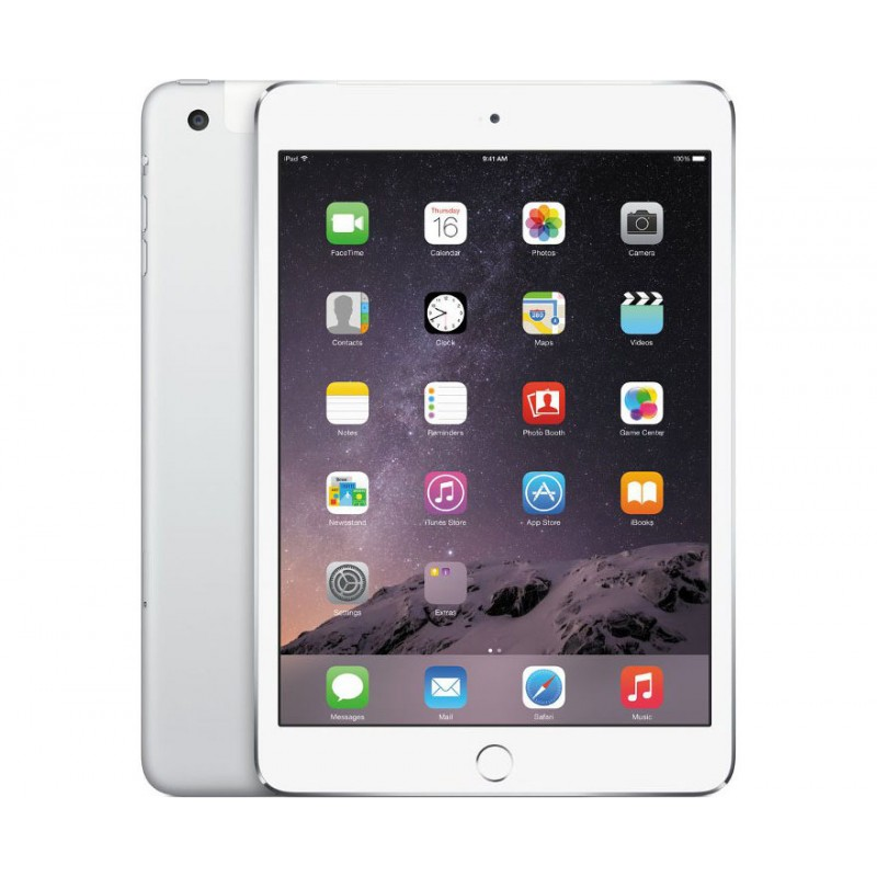Apple Ipad Air 2 128GB WIFI Silver EU