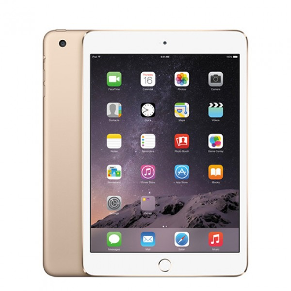 Apple Ipad mini 3 128GB WiFI Gold