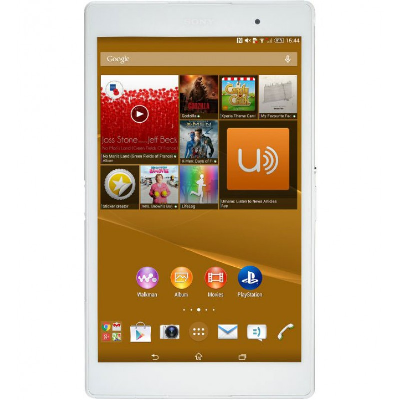 Sony Xperia Z3 Compact Tablet white 16GB
