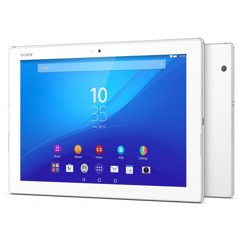 Sony Xperia Z4 Tablet WiFi White