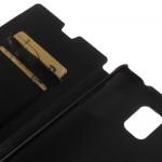 Crazy Horse Δερμάτινη Θήκη για Samsung Galaxy Note 4