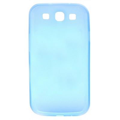 Ancus Θήκη Ultra Thin για Samsung i9300 Galaxy S3 Μπλέ.