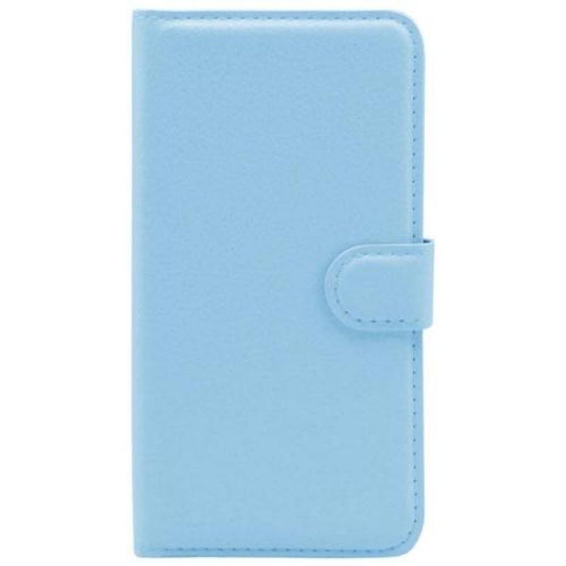 Θήκη Flip Book Samsung A500F Galaxy A5 Foldable Γαλάζιο
