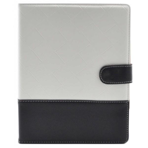 Ancus Smart Θήκη για Apple iPad 4 Λευκή - Μαύρη 86dc5ca381c