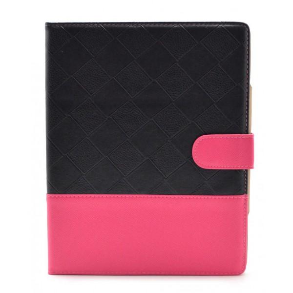 Ancus Smart Θήκη για Apple iPad 4 Μαύρη - Ρόζ d8a7de8b46b