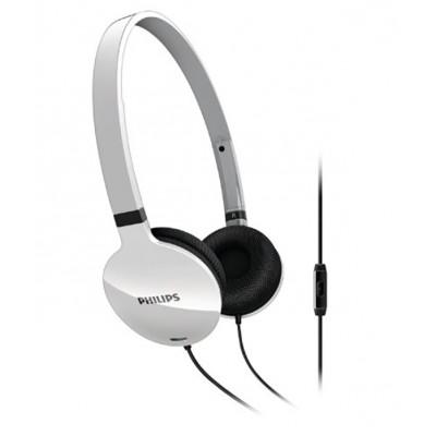Philips SHL1705WT Ακουστικά Stereo με Μικρόφωνο.
