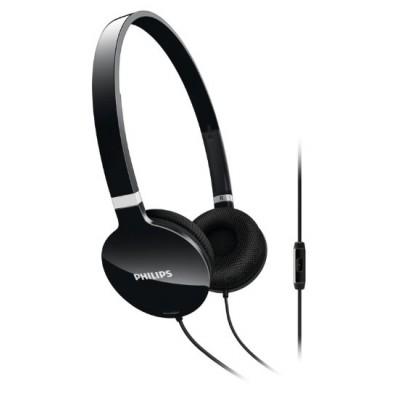 Philips SHL1705BK Ακουστικά Stereo με Μικρόφωνο.