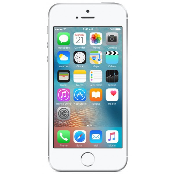 Apple iPhone SE 64GB Silver EU