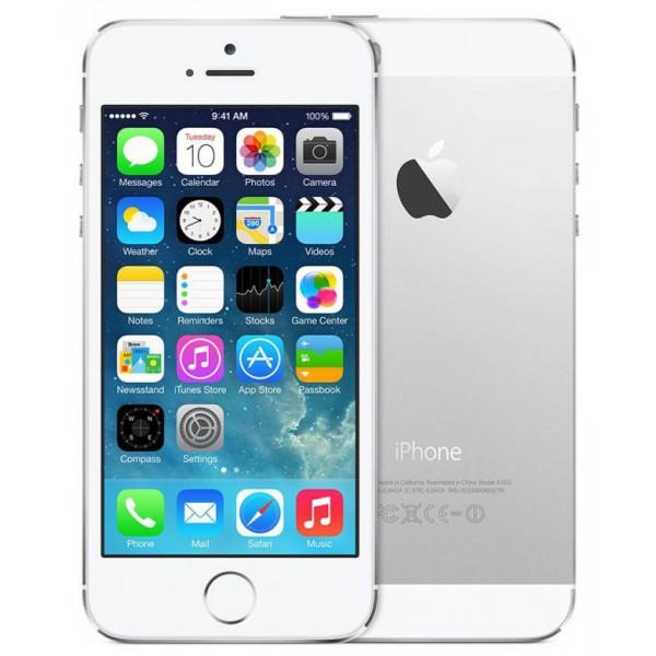 Apple iPhone 5S 16GB Silver EU