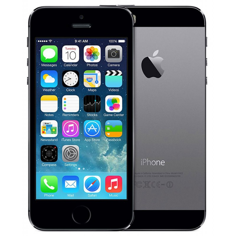 Apple iPhone 5S 32GB Space Grey EU