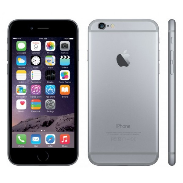 Apple iPhone 6 PLUS 128GB Space gray EU