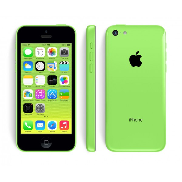 APPLE IPHONE 5C 8GB Πράσινο EU