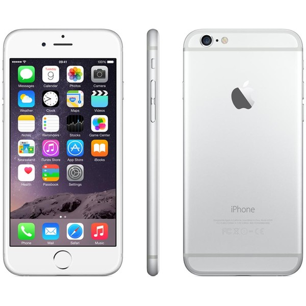 Apple iPhone 6 128GB Silver EU
