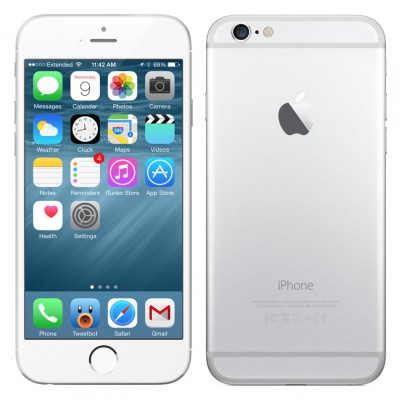 Apple iPhone 6 64GB Silver EU