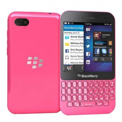 Blackberry Q5 QWERTZ/Y Pink
