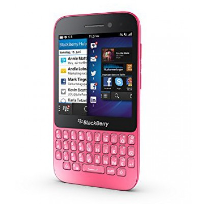 Blackberry Q5 QWERTZ/Y Pink