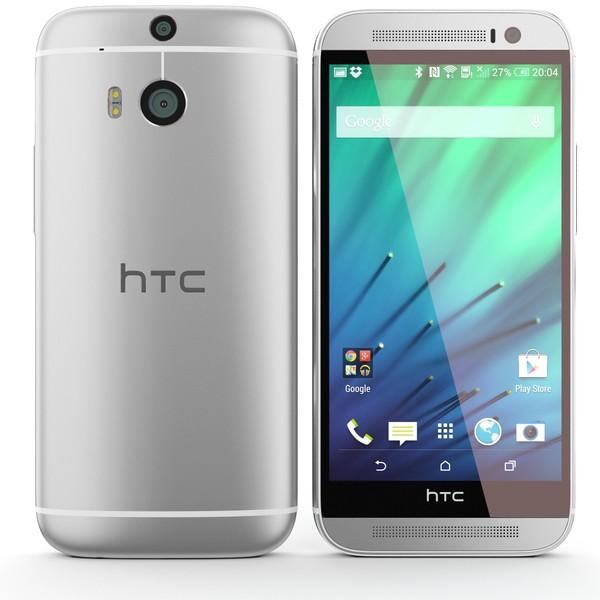 HTC One M8 silver 16GB EU