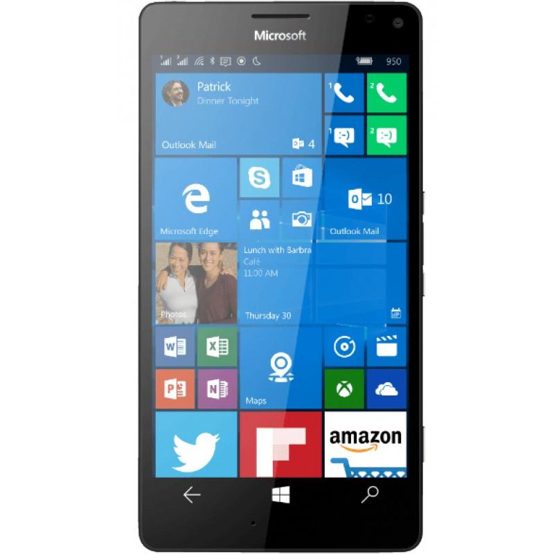 Microsoft Lumia 950 4G DS White