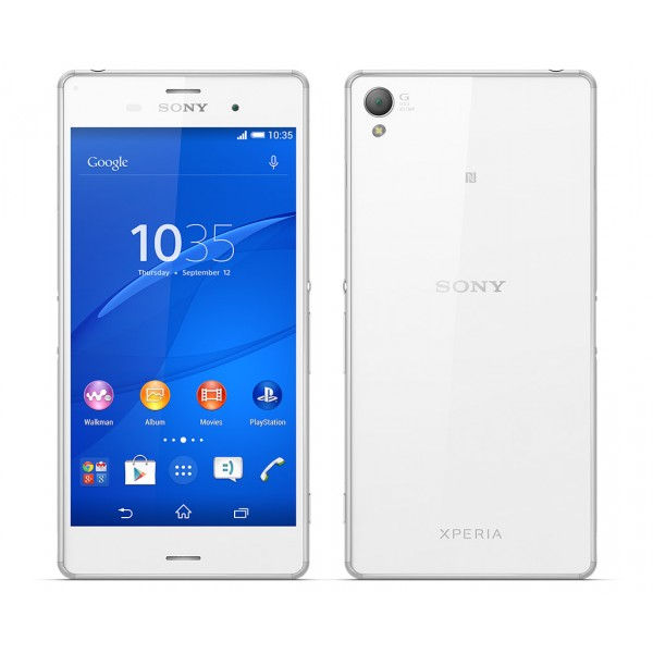 Sony Xperia Z3 D5803 Compact 4G 16GB White EU