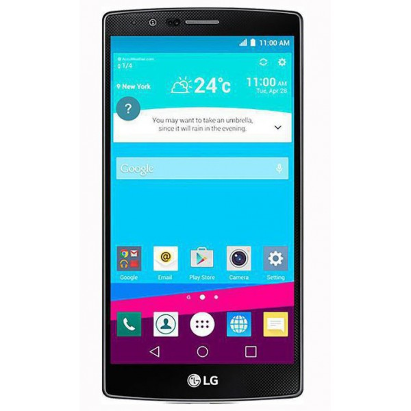 LG G4 H815 32GB Leather Black EU