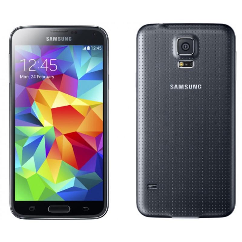 Samsung G900F Galaxy S5 16GB BLACK EU