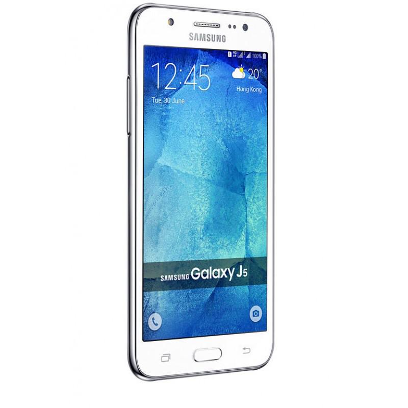 Samsung Galaxy J500FN J5 Dual Sim White