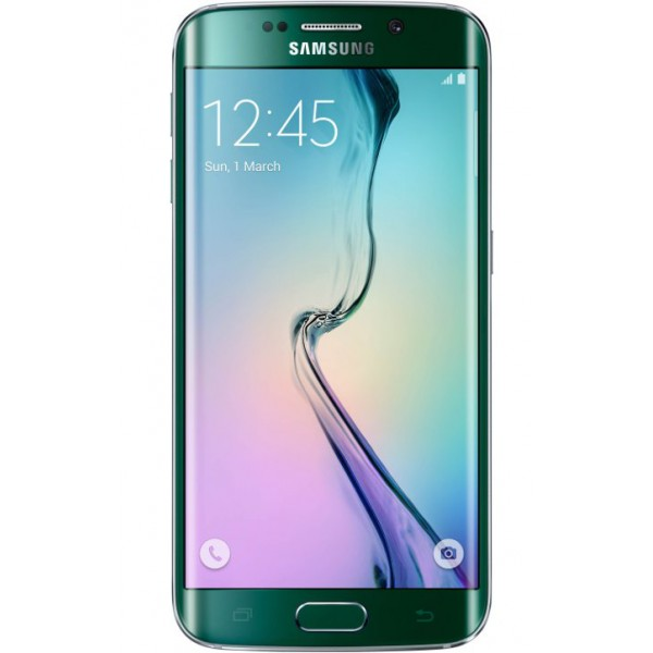 Samsung Galaxy S6 Edge 64GB Πράσινο Σμαραγδί