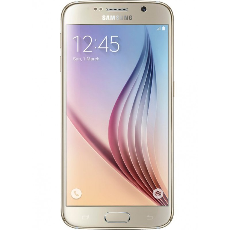Samsung Galaxy S6 32GB Χρυσό