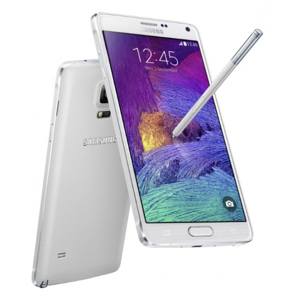 Samsung N910F Galaxy Note 4 32GB White