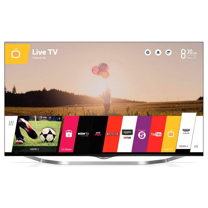 LG 49UB850V ΤΗΛΕΟΡΑΣΗ LED 4K ULTRA HD SMART.