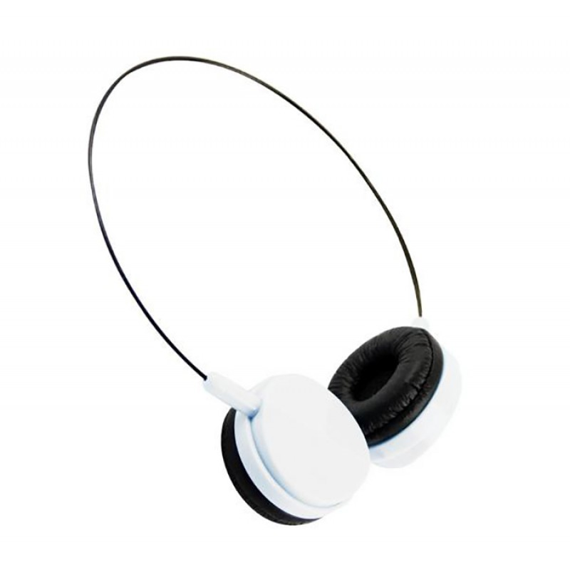 Headphones Slim (White)