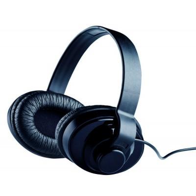 Grundig Ακουστικά Stereo Neck 3.5 mm Μαύρο