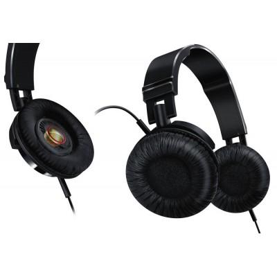 Philips DJ Reversible 1000 mW SHL3000 3.5 mm Ακουστικά Stereo για mp3, mp4 και Συσκευές Ήχου